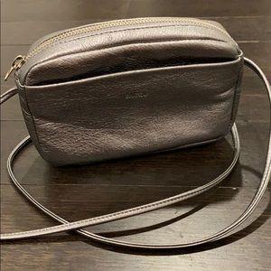 Baggu - leather crossbody purse